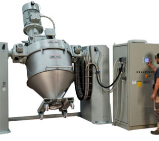 TRR CONTAINER MIXER