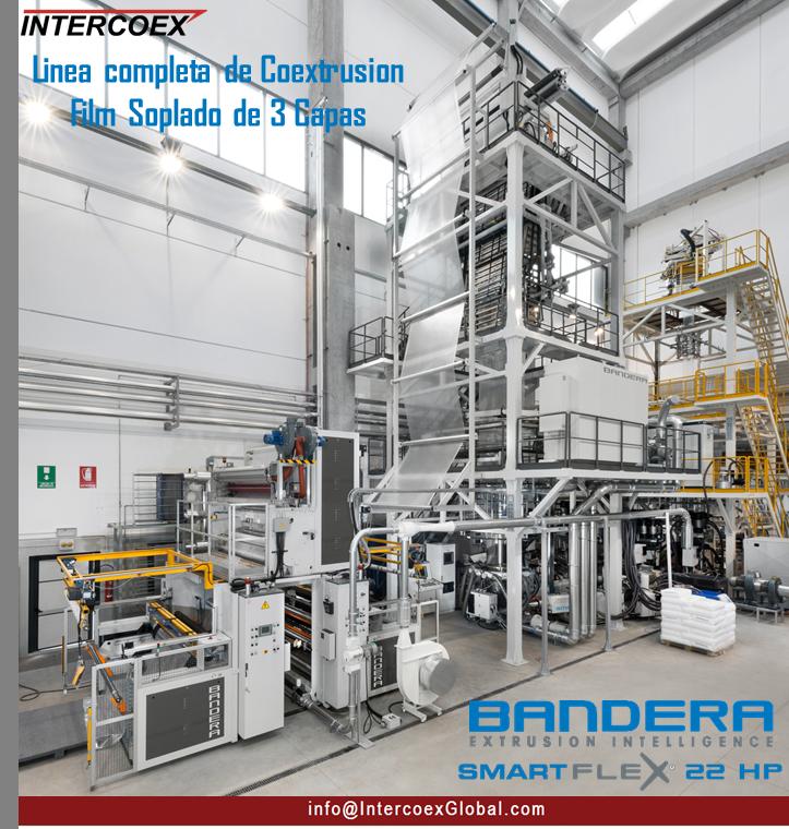 BANDERA - EQUIPO SMARTFLEX 22 HP PLUS